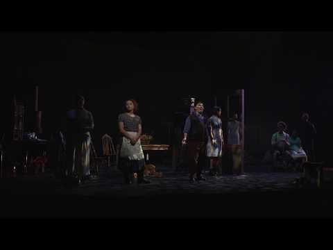 Dancing at Lughnasa - Opening Performance видео