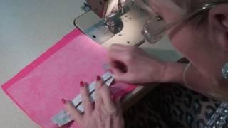 Paspeltaschen - einfach selber machen - Lilo Siegel
