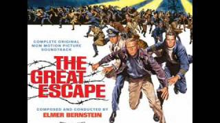 The Great Escape | Soundtrack Suite (Elmer Bernstein)