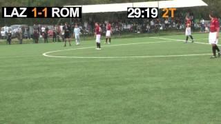 La Roma di Toti contro la Lazio di Valeri: il derby