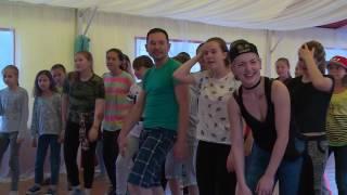 Школа танцев Марата Галлямова - Летний танцевальный лагерь со звездами