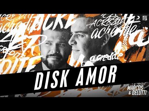 Música Disk Amor (Letra)
