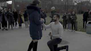 One NYC Way to Propose