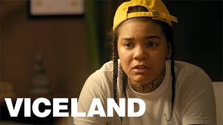 Young M.A on Depression and Alcohol Struggles