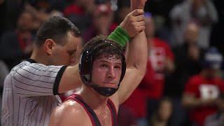 Wrestling vs. Princeton Highlights