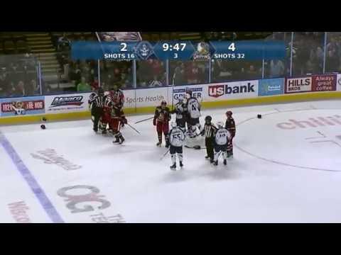 Evgeny Svechnikov vs Jimmy Oligny