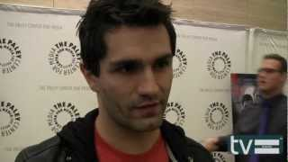 Interview Sam Witwer Paley Center - TV Equals