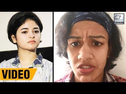 Babita Phogat's ANGRY Reaction On Zaira Wasim's Molestation Case | LehrenTV