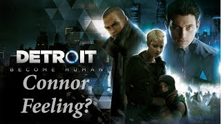 Detroit: Become Human Ep. 13 - Connor Feeling?