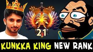 Kunkka KING Attacker new RANK — season 2 spamming favorite hero
