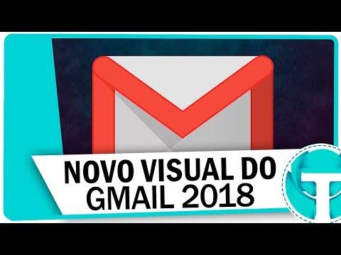 O Gmail mudou e para melhor! Veja como mudar a sua conta