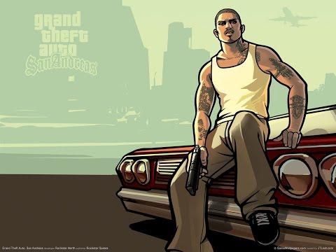 Как быстро пройти игру GTA San Andreas