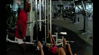 Calgary Personal Training Tutorial - Rip It Up Abs!