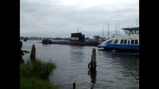 Советская лодок проекта 613 и 633