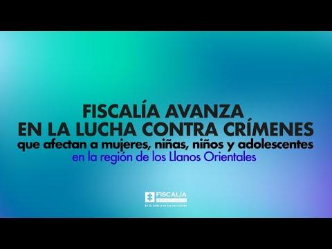 Fiscal Francisco Barbosa: Fiscalía avanza en la lucha contra crímenes que afectan a mujeres, niñas, niños y adolescentes