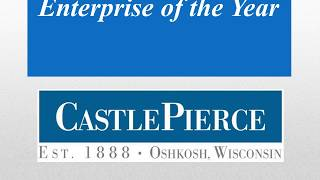 2018 Enterprise of the Year Award