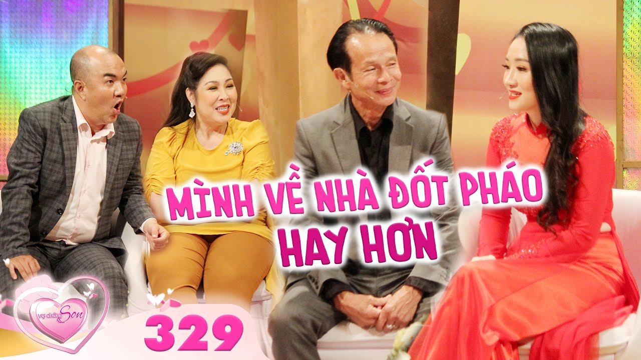 Vợ Chồng Son | Tập 329 FULL: Chàng Việt Kiều Mỹ U60 dụ cô gái Bến Tre