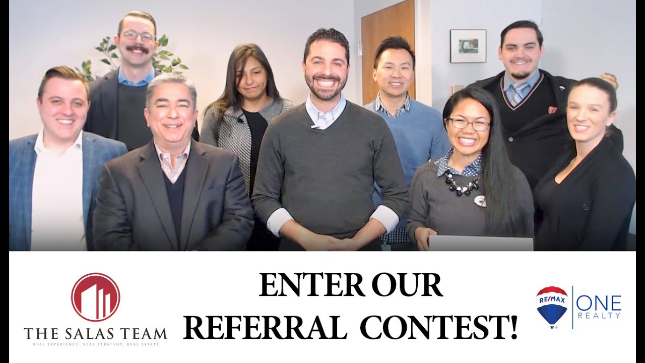 Thanking You for an Amazing Year With Our Referral Contest