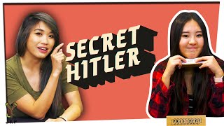 How Can You Accuse Someone with no Evidence?   Secret Hitler ft. Megan Lee