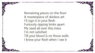 Dismember - Eviscerated Bitch Lyrics