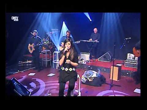 Nati Pastorutti video Agitando pañuelos - CM Vivo 2008