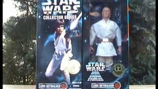 12 Zoll  Han Solo Darth Vader Luke Skywalker Obi Wan Kenobi Fantastic Toys and Merchandise 70