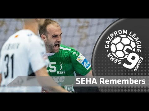 SEHA Remembers: Zivan Pesic's goal against Vardar
