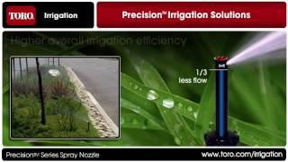 Toro Precision™ Series Spray Nozzle
