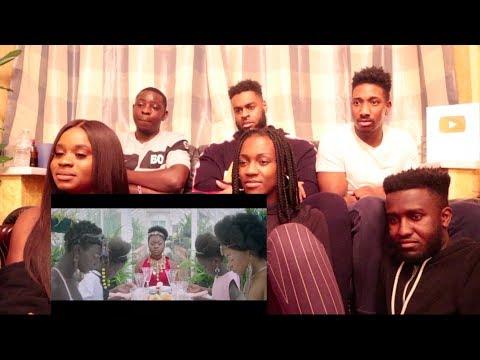 Sampa The Great Ft. Nicole Gumbe - Black Girl Magik ( REACTION VIDEO )    @Sampa_The_Great
