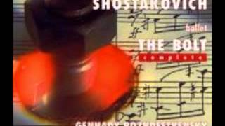 Suite for Variety Orchestra, Waltz 2 (Jazz Suite #2) performed by Royal Concertgebouw Orchestra; written by Dmitri Shostakovich