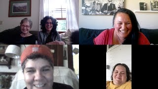 LADY PARTS TV PRESENTS: TALKING TEAL FOR THREE WITH DORIS, EMELIE AND LORI