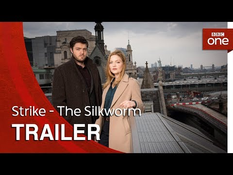 Strike - The Silkworm | Trailer - BBC One