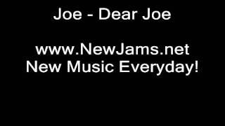 Joe - Dear Joe