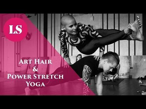 Art Hair и Power Stretch Yoga - благотворительная встреча | LS ...