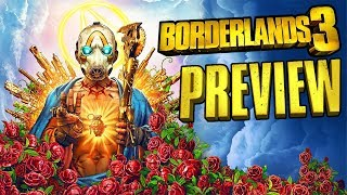 Borderlands 3 - Inside Gaming Preview