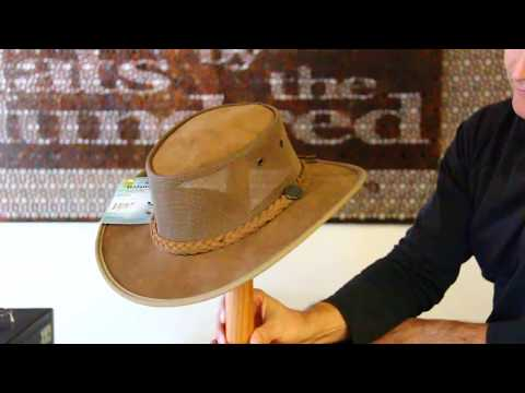 Barmah Hat 1064 HIckory Hat Review- Hats By The Hundred