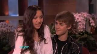 Justin Bieber - A Huge Surprise for a Superfan - on Ellen Degeneres Show 2011