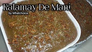 Kalamay De Mani By Mhel Choice   Madiskarteng Nanay