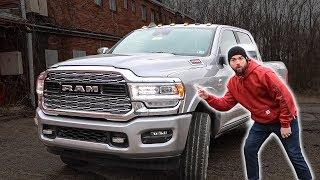 The BEST DIESEL Truck Of 2020 - Ram 2500 LIMITED?!?