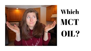 BEST MCT OIL? || MCT OIL REVIEW