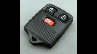 Programming Ford Key Fob Econoline Van 2007