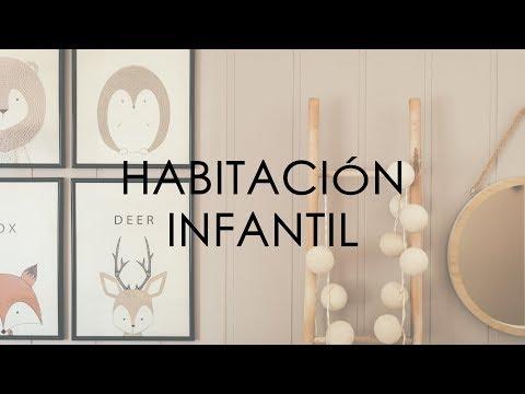 DECORACIÓN HABITACIÓN INFANTIL l estelamaca