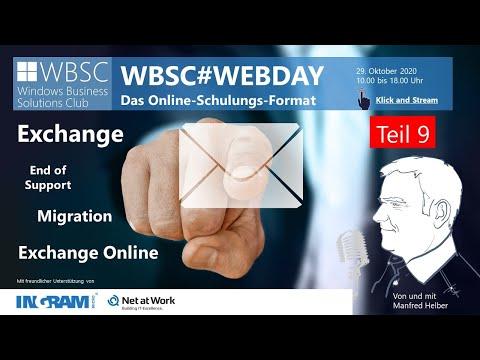 Exchange Online – Basis Konfiguration und Betrieb