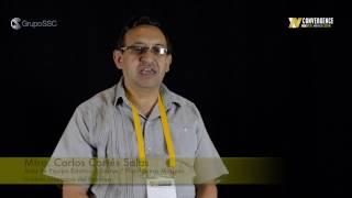 Mtro Carlos Cortés, Instituto Mexicano del Petroleo - ANSYS Convergence 2016. Grupo SSC