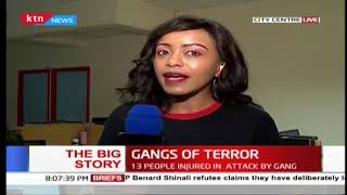GANGS OF TERROR: Three suspects arrested over Bamburi attack | THE BIG STORY