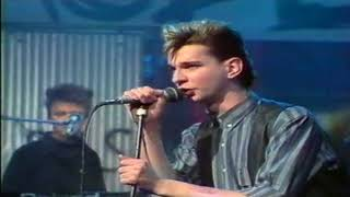 Depeche Mode - 30.03.1984 - The Tube - Channel 4 - Told You So & Blasphemous Rumours