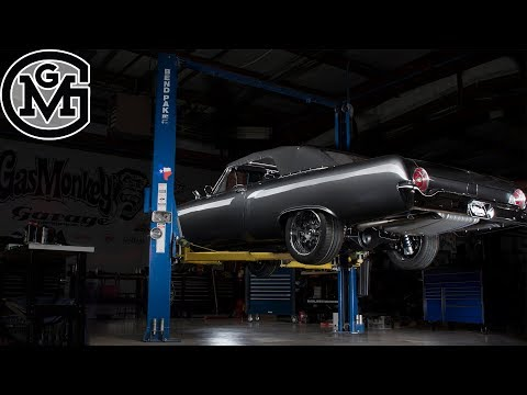 Fast N Loud's 1962 Ford Galaxie - GAS MONKEY GARAGE - AutoFocus Ep006