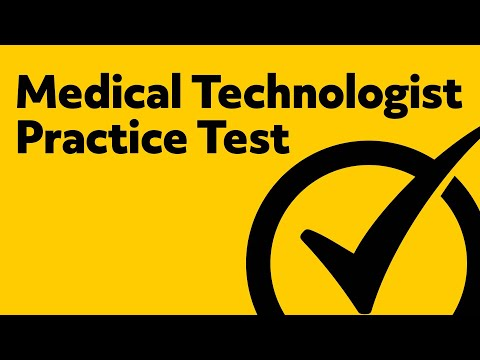 Medical Technologist Review (Practice Questions) - YouTube