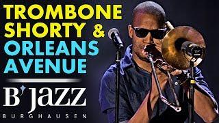 Trombone Shorty & Orleans Avenue - Jazzwoche Burghausen 2011