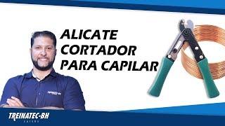 Alicate Cortador Para Tubo Capilar